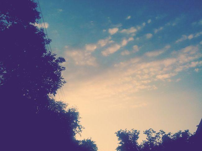 Blue Sky Cloud Perfect