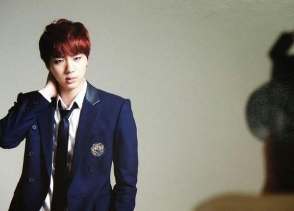 BTS. Jin