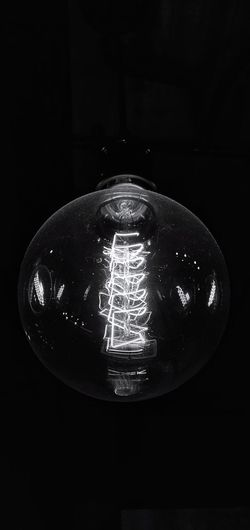 light Bookcover Bulb Light And Shadow Blackandwhite Bnw Publisher Magazine Coverpage Theme Light In The Darkness Blackandwhite Black Background Close-up Filament