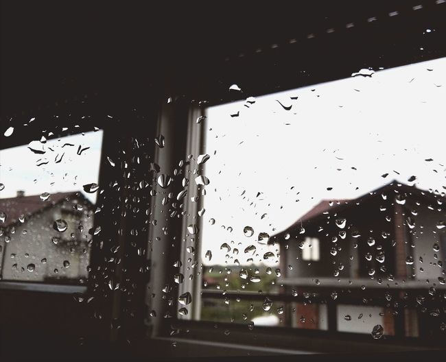 Rain Drop Wet Water Liquid Window No People Indoors  Close-up Day Washing Tranquility Tranquil Scene Rainy Days Raindrops Drops EyeEm Nature Lover Capture The Moment Windows Window View Frame Window Frame Droplets Transparent Sky