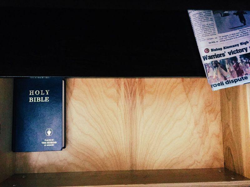 Vscocam VSCO Bible Hotel