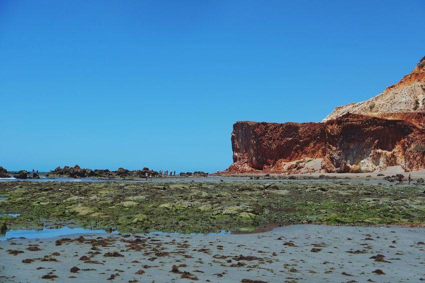 Beach Nature Clear Sky Beauty In Nature Maenatureza Pedra Grateful Blue Sky Mar Paz ✌ Adventure Fortim Vacations Tranquility