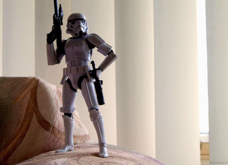 Action Figures Actionfigurephotography April Showcase Star Wars Stormtrooper Toyphotography