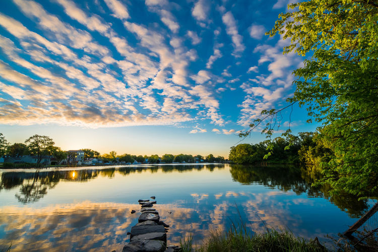 Baltimore Beauty In Nature Cloud - Sky Cufotos Day Lake Mary Nature Nikon Nikonphotography No People Outdoors Reflection Scenics Sky Sunlight Tranquil Scene Tranquility Tree Water