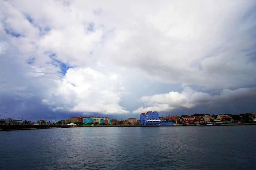 Architecture Building Building Exterior Built Structure City Cloud - Sky No People Otrabanda Outdoors Water Waterfront