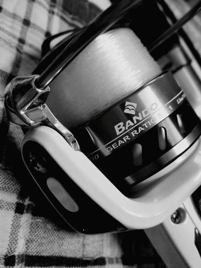 Fishing Reel Closeup Mesin Pancing Misc