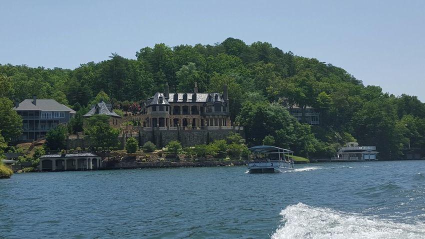 14 Million  Dollar Home On Lake Lure