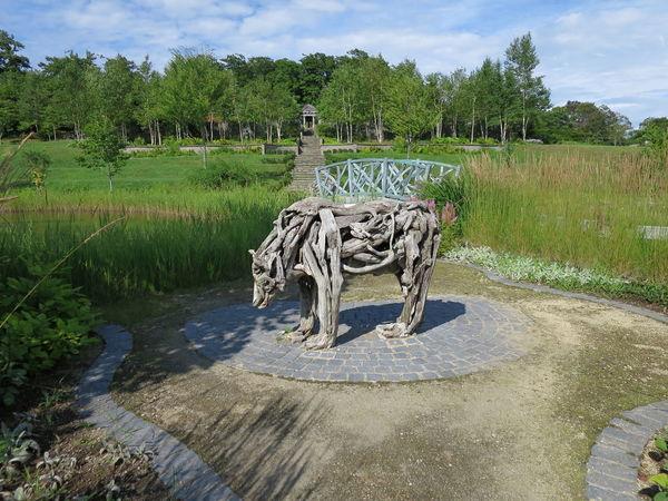 Sculpture Hokkaido Japan 北海道 彫刻 日本