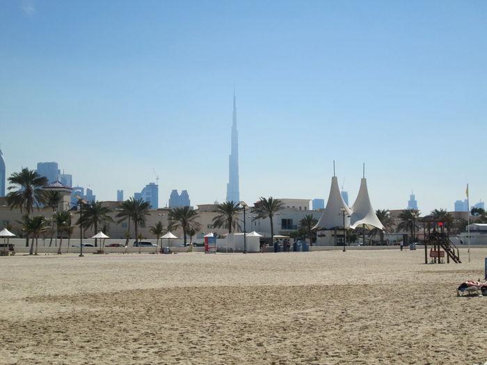 burj khalifa Orient Beach Skyline City Tower Building Dubai Burj Khalifa Adapted To The City Adventures In The City The Traveler - 2018 EyeEm Awards