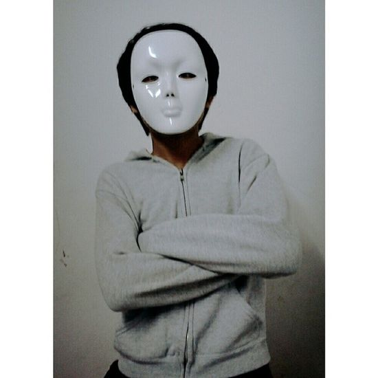 Bhahaha!!! wait, wait, wait... is that me??? Bhahaha!!! Mask Jabbawockeez Teenagers  Sakai