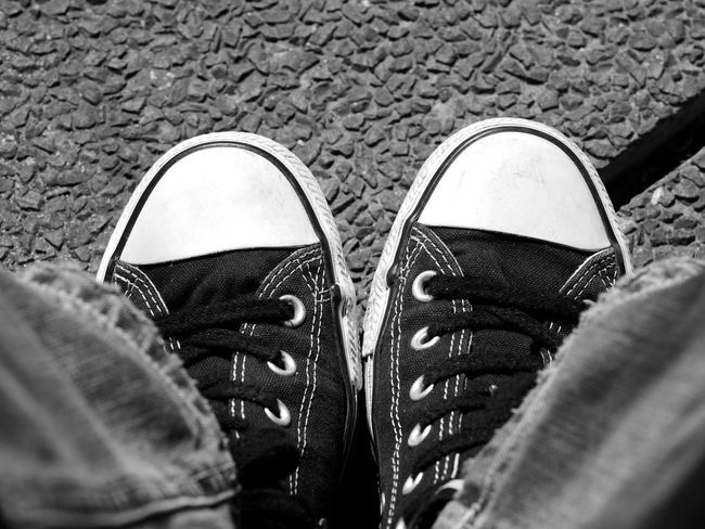 black shoes Black & White Canvas Black And White Black Shoes Blackandwhite Canvas Shoe Close-up Day Ground Human Body Part Human Leg Low Section Men One Person Outdoors Pair Personal Perspective Real People Shoe Shoelace Stone Ground Things That Go Together Trouser Leg Two Wallpaper