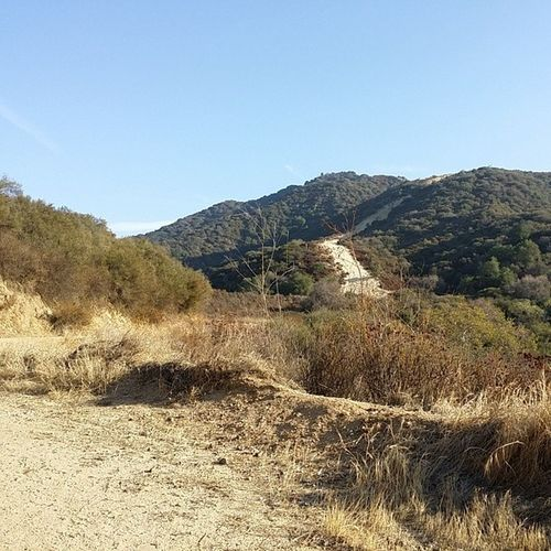 My goal in two months to walk this Devilhill Foothill Sunland