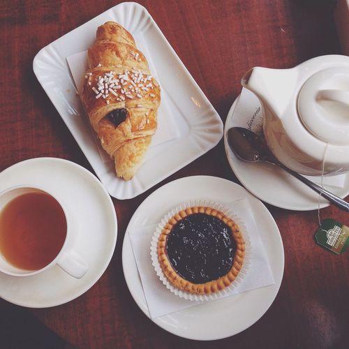 Coffee Tea Food Food Porn Snack The Foodie - 2015 EyeEm Awards Yummy Coffee And Sweets Food Porn Awards