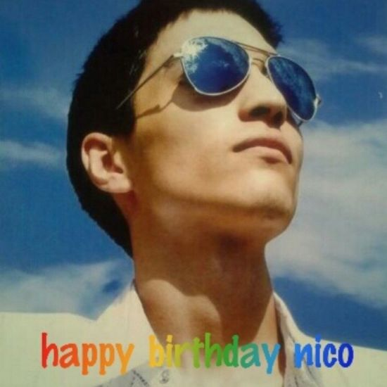 happy birthday nico we love and miss you cousin!! happy birthday pat also can't wait to get together and hangout with the fam and celebrate!! love you guys! and happy Valentine's day!