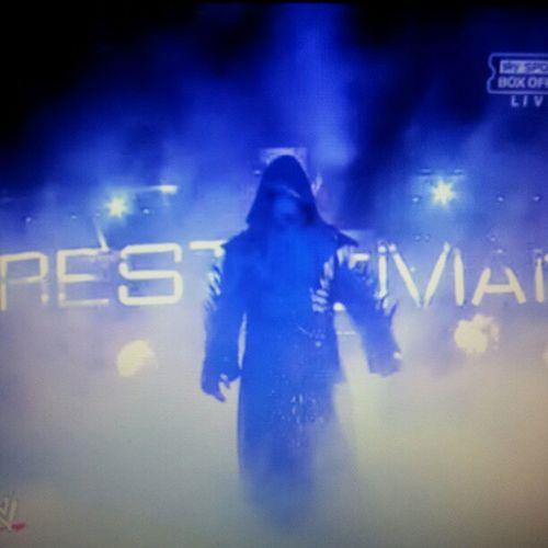 The Undertaker 20 -0 Wrestlemania Windsofplague