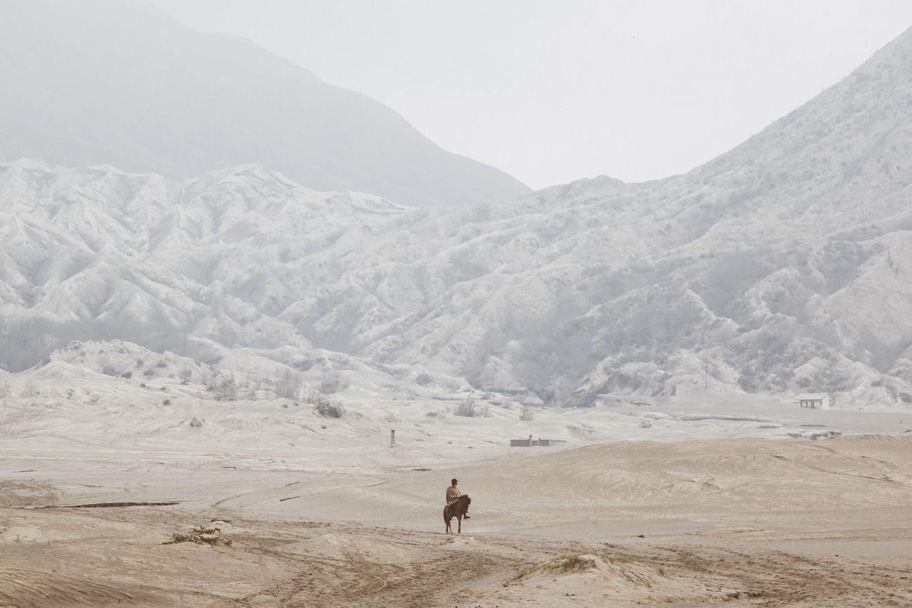 mountain, tranquil scene, landscape, tranquility, scenics