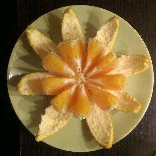 Orange For My Wife Fruit Food