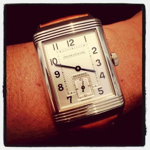 Iconeek Reverso Jaeger Le Coultre
