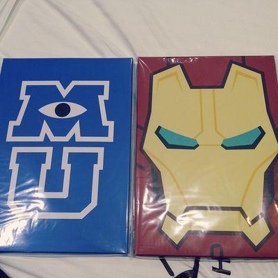 How yeahhh! Monstersinc Ironman Papertoy