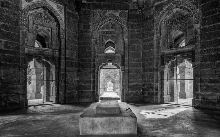 This image is part of my ongoing project covering the last resting places of Delhi Sultanate. Delhi Sultanate Delhi Sultanate Tomb Monochrome Travel History Architecture Built Structure Historic Building Civilization Architectural Column