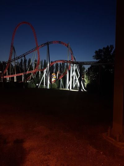 Night Sky Rollercoaster Outdoors EyeEm Best Shots Amusement Park Mirabilandia🎡🎢🎠 Rollercoaster Adrenalina Feel The Thunder 4g Great Performance Italian Style Extreme Ispeed Extreme Adventures Feel The Journey, Feel Good Feel Great  Silhouette Feel The Journey Adrenaline
