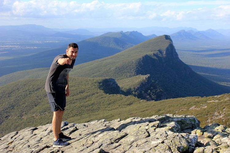 Nofilter Hicking Summer Australia Road Trip Mountains That's Me
