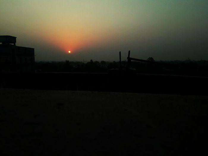 Sun Rise First Eyeem Photo