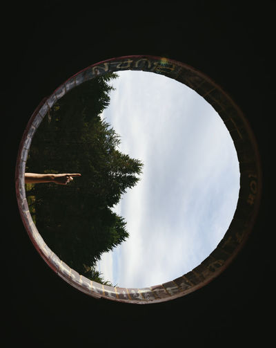 A round window