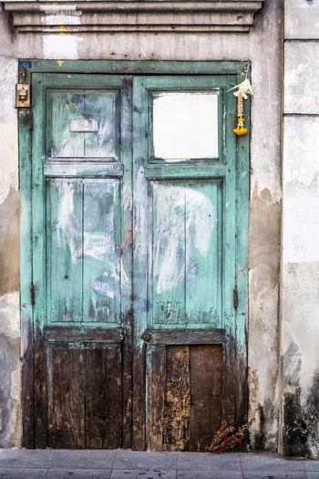 A random door