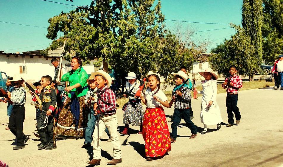 Celebracion RevolucionMexicana Chihuahua Niños Celebration Soymexicana💕