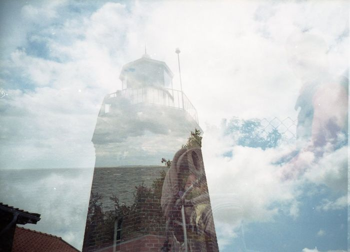 Cloud - Sky Day Double Exposure Lithuania Lomo Lomography Nature Outdoors Sky The Great Outdoors - 2016 EyeEm Awards Ventes Ragas