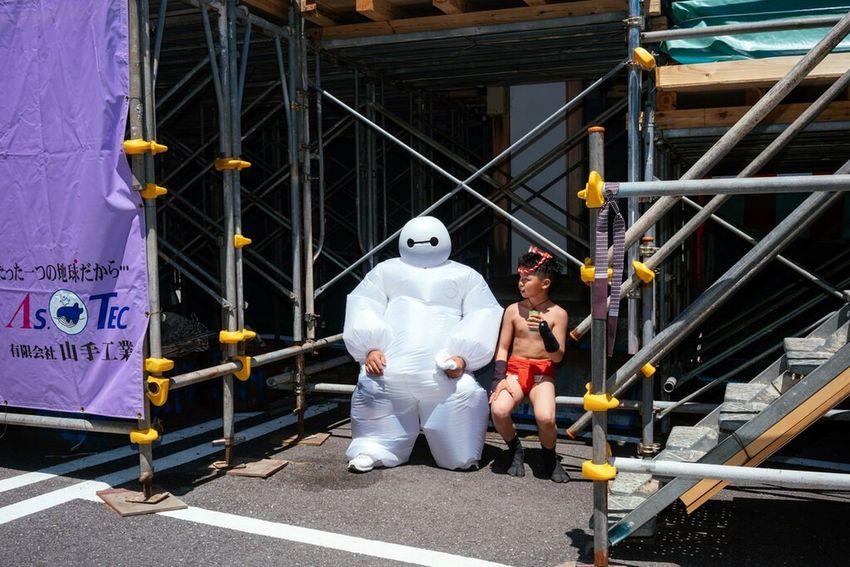 Suwa City, Nagano Japan The Street Photographer - 2016 EyeEm Awards
