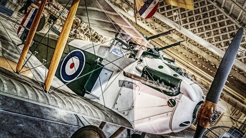 Plane Biplane Airplane Aeroplane Aviation Aviationphotography History Museum Vintage Vintageplanes Propeller Wings Me, My Camera And I Mobilephotography PhonePhotography Manmade Indoor Photography Built Structure