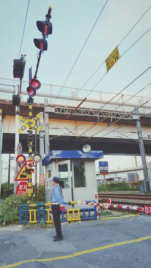 기차길 Railway Stop