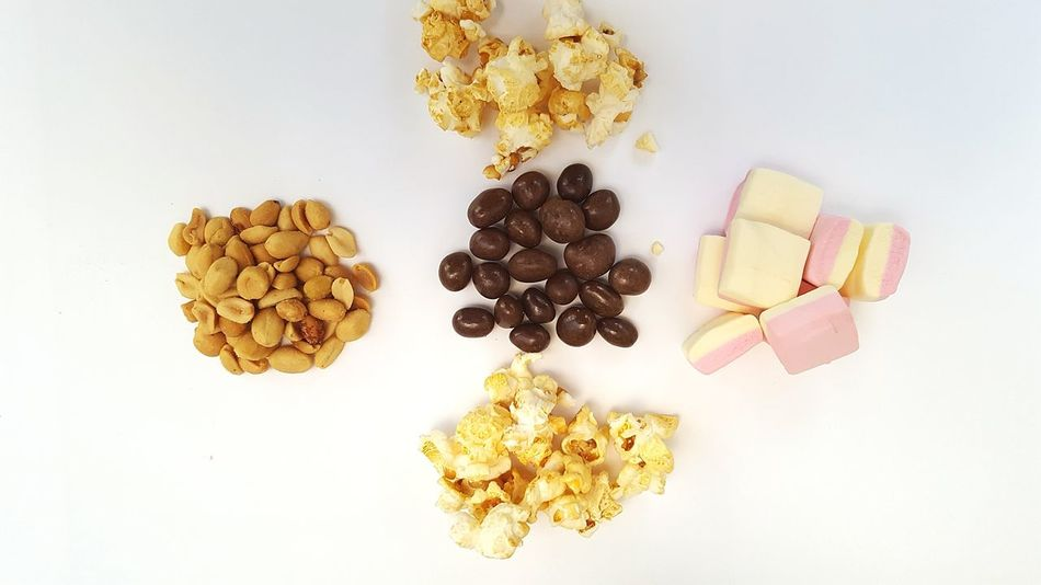 Variation Food Sweet Food Snacks! Sweets EyeEmNewHere Sweet Things Candy Chocolate Snacking Hungry Surprise Popcorn🌽👌 Popcorn Art Nut