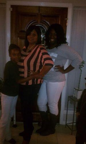 Little Sis , Moma , & Mee