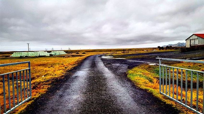 The gate is open, what are you waiting for? Get out there and explore! Motivation Thatadventurelife Whyiceland AdventureThatIsLife Wheniniceland Ig_iceland