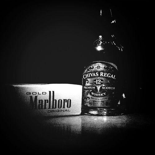 Chivas Regal Scotch Whisky Malboro First Eyeem Photo