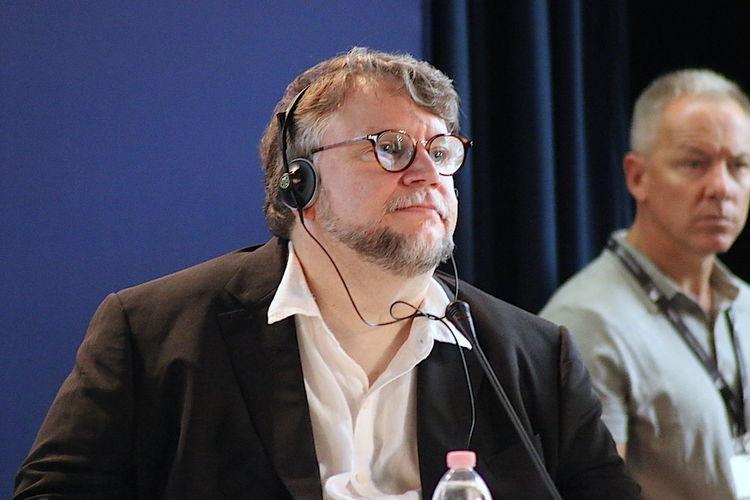 Guillermo Del Toro GuillermoDelToro Venezia Conference Venezia 7 Venice