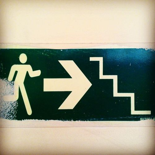 Stairway to heaven. Stick figure style. LedZep