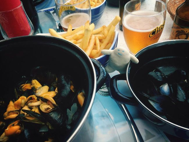 Moules Holiday