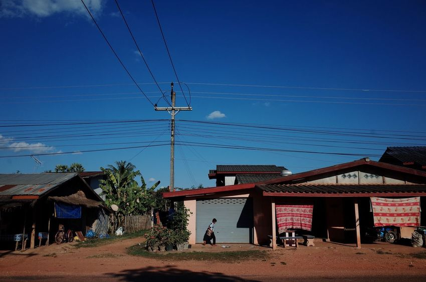 The Photojournalist - 2016 EyeEm Awards Back Home In Laos