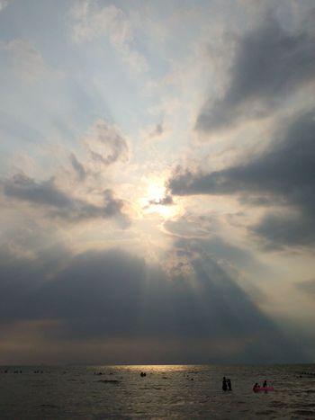 ... Sea Sunset Philippines Eyeem Philippines