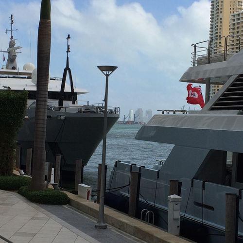 MIAMI FLORIDA USA Boat Boats Car Cars Epic Florida Miami Miami Beach Travel Traveling Trip USA USAtrip