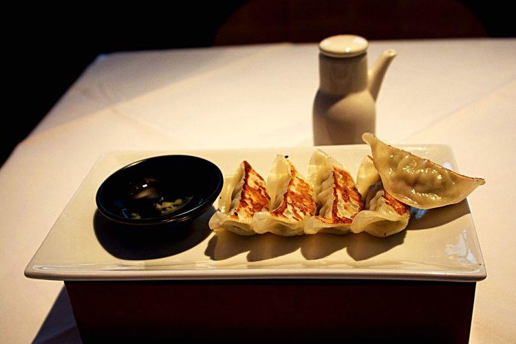 Gyoza NihonRyori Japanese Food Japanese Style Food Porn