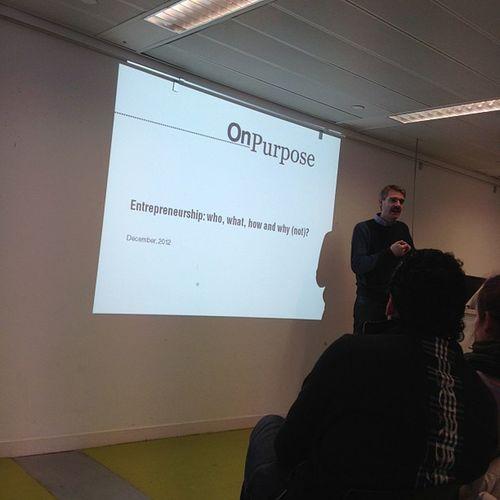 Tom Rippon about social entrepreneurship
