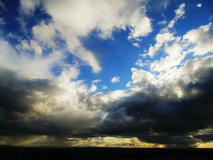 EyeEm Eyeem Photography Clouds Sky Russia Photographer Sony Npr DSC-H200 Russian Federation Fromw Weigh Balcony Sunset