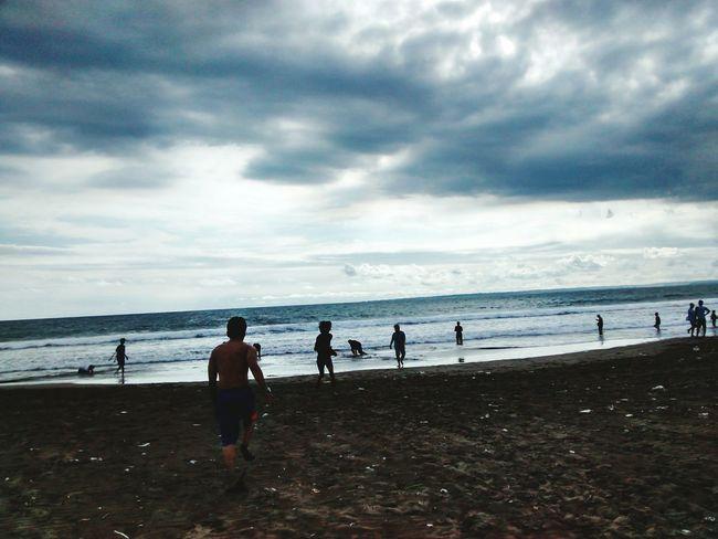 Beach Pangandaran Beach