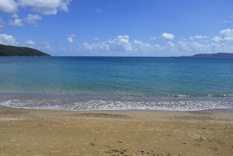 Beach at
