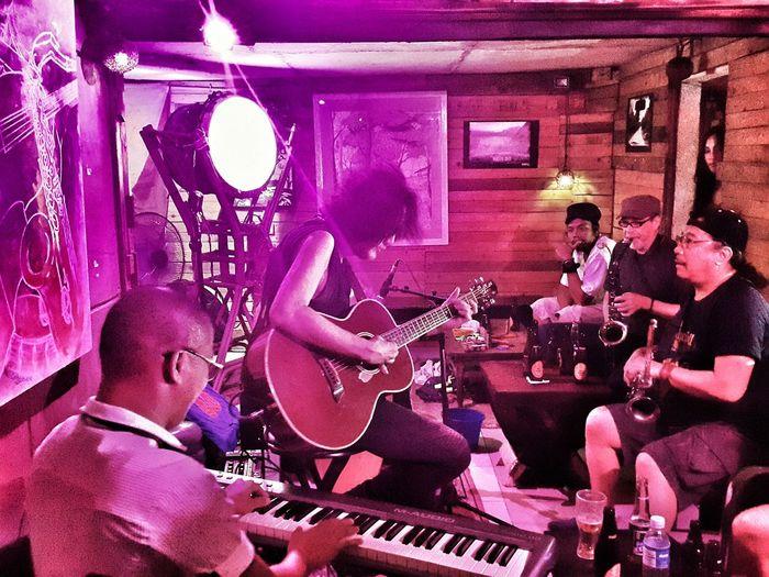 Cities At Night Jazz Music Musicians Pub Hidden Gems